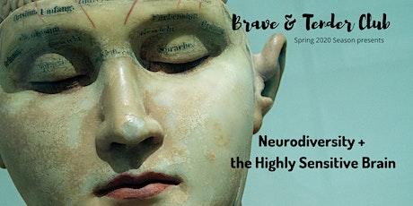 Brave & Tender Club: Sensitive Humans Connect (Spring Season #4) tickets