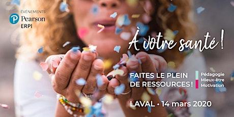 Événement Pearson ERPI - Laval -14 mars 2020 billets