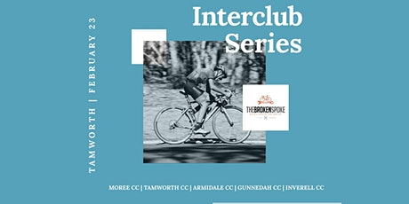 Interclub Criterium - Tamworth tickets
