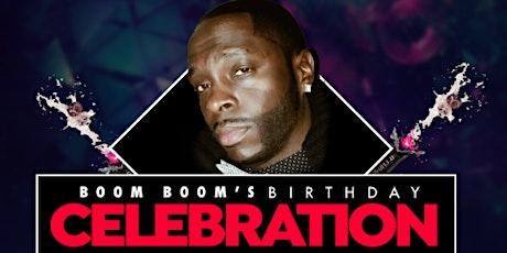 "Fred ""Boom Boom"" Jackson Birthday Celebration tickets"