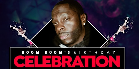 "Fred ""Boom Boom"" Jackson Birthday Celebration"