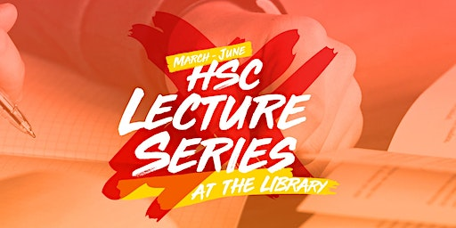 HSC Lecture Series: Advanced Mathematics with Stuart Palmer