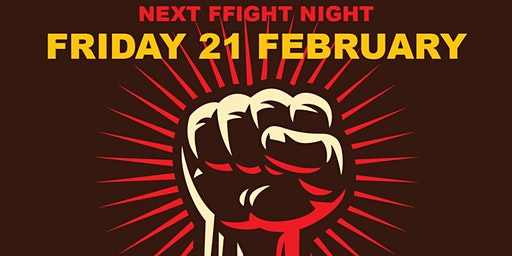 FFight Night February Edition