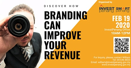 Discover How Branding Can Improve Your Revenue tickets