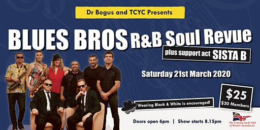 Blues Bros R&B Soul  Revue