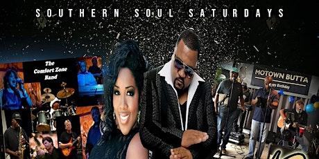 Southern Soul Saturdays 2 tickets