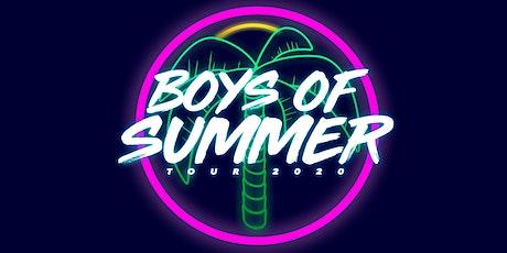 Boys Of Summer Tour 2020 tickets