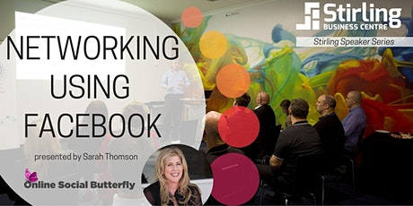Stirling Speakers: Networking using Facebook tickets