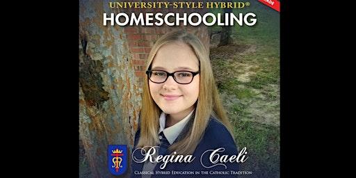 Bring Regina Caeli Academy to Tampa: Information Session with Kari Beckman