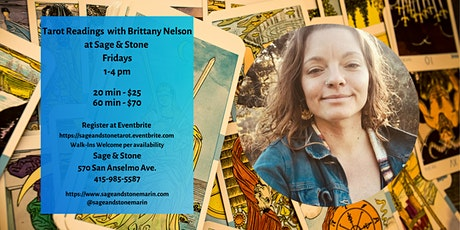 Tarot Readings with Brittany Nelson tickets