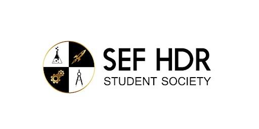 SEF HDR Careers Fair