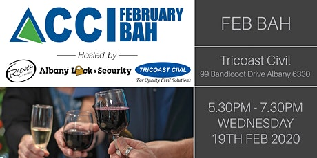 February ACCI Business After Hours tickets