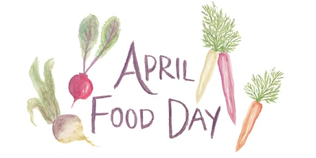 April Food Day tickets