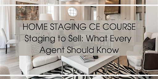 Stage to Sell - 3CE