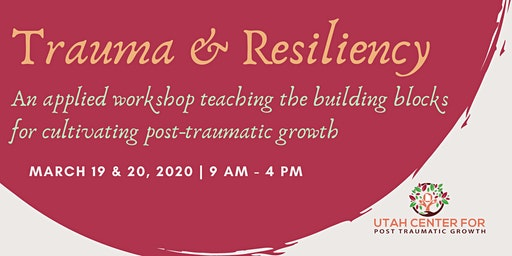 Trauma & Resiliency Workshop