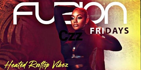 Fuzion Fridays - Weekly Caribbean & International Party @ EDEN tickets