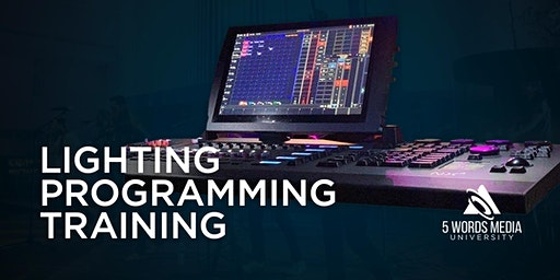 Lighting Programming Training Event