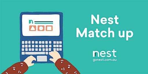 Perth Match up: Meet Customers. Meet Providers