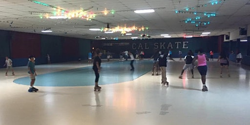 FCC 25th Anniversary Family Skating Outreach