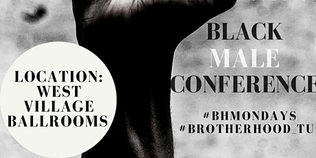 Black Male Conference 2020 tickets