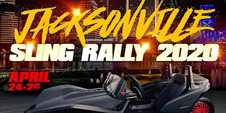 Jacksonville Slingshot Rally 2020 tickets