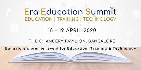 Era Education Summit tickets