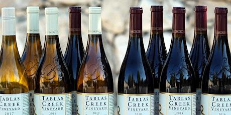 NOWFE Wine Dinner: Restaurant August & Tablas Creek Vineyards tickets