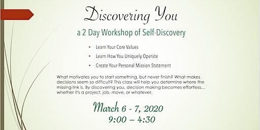 Discovering You Workshop