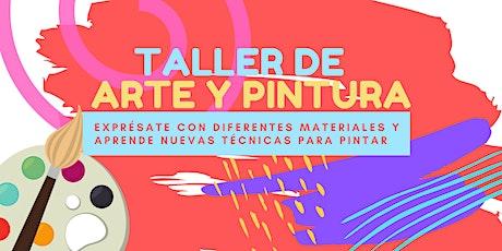 TALLER DE ARTE & PINTURA boletos
