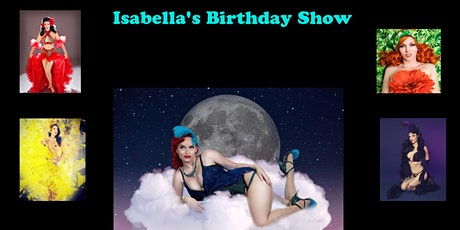 Isabella Birthday Show tickets