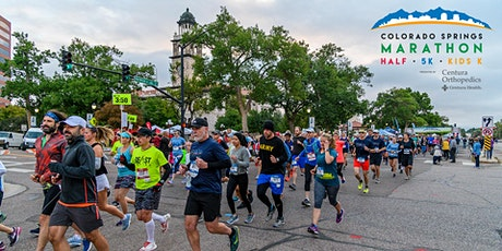 2020 Colorado Springs Marathon, Half, 5K, and Kids K Volunteer Registration tickets