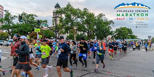 2020 Colorado Springs Marathon, Half, 5K, and Kids K Volunteer Registration