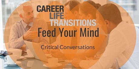 'Feed Your Mind' Critical Conversations tickets