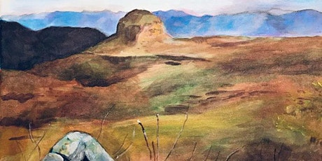 Landscape Painting- Far West Texas tickets