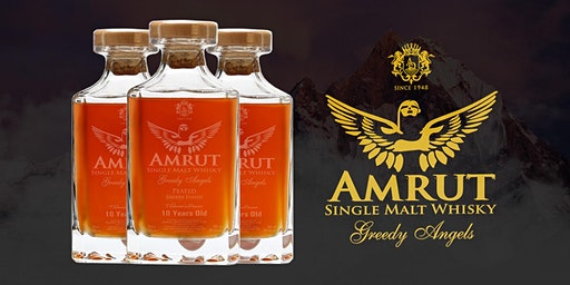 Amrut Whisky Dinner