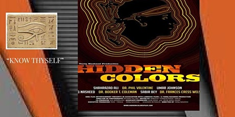 MALIK Fraternity, Inc.Hidden Colors Documentary Viewing tickets