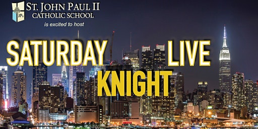 Live from Huber's - it's Saturday Knight Live!