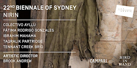 Biennale of Sydney  Artists' Party tickets