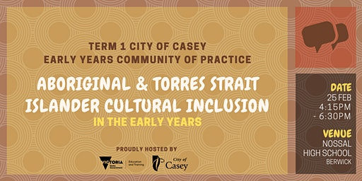 City of Casey Term 1 Community of Practice