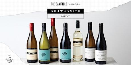 Shaw + Smith Wine Dinner tickets
