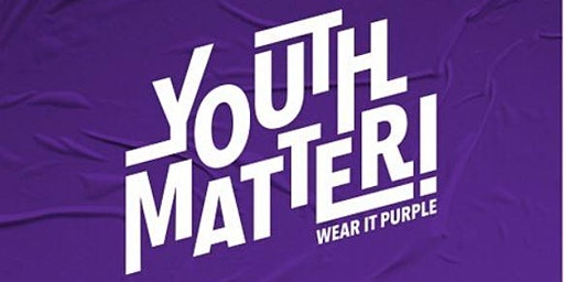 MARCH WITH WEAR IT PURPLE - Sydney Gay & Lesbian Mardi Gras