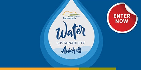 Tamworth Regional Council Water Sustainability Awards tickets