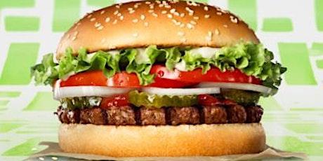 ATIRA LA TROBE RESIDENTS ONLY:  Build-a-Burger tickets