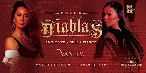 VANITY SATURDAY Angie Vee + Bella Fiasco (Sponsored by Moet Chandon)
