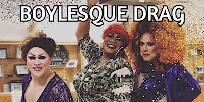 Boylesque Drag Queen Bingo