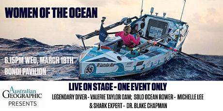 Australian Geographic Presents - Women of the Ocean tickets