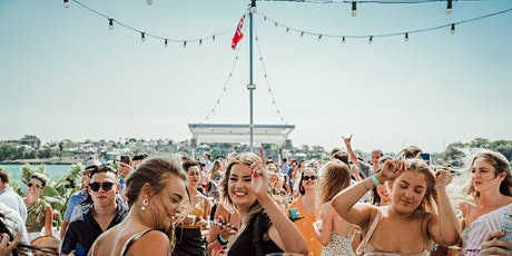 Glass Island - One Hit Agency Takeover - Saturday Sunset Cruise tickets