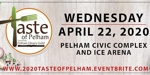 2020 Taste of Pelham