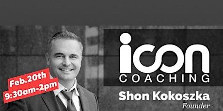 Shon Kokoszka in Nashville-Former President KW MAPS Real Estate Coaching tickets