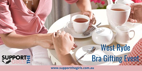 Support The Girls Australia Bra Gifting Event - West Ryde Community Hall tickets